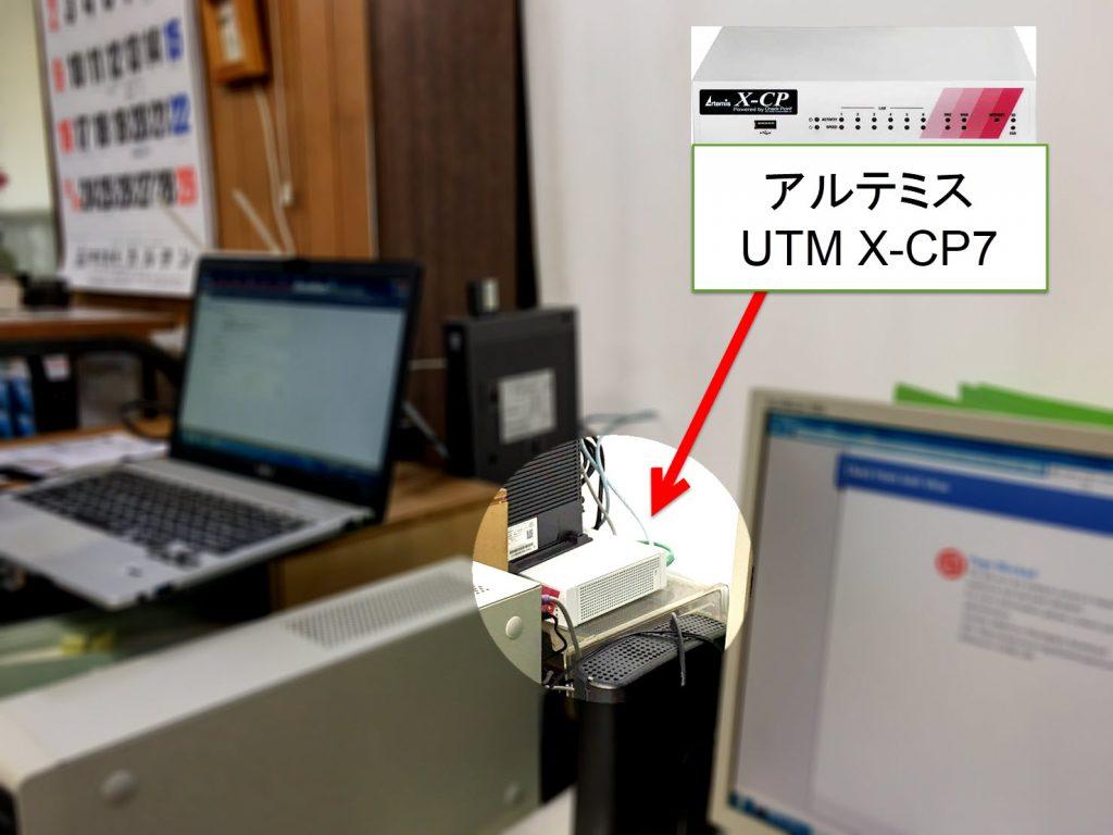 アルテミスX-CP7シリーズ